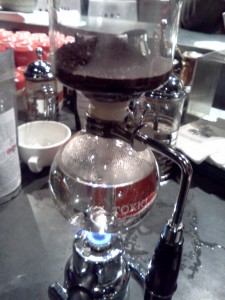 Chazzano Vacuum Syphon Brewer is sure to entertain and educate